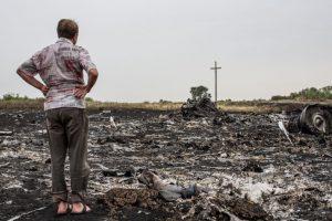 Un misil de fabricación rusa lo derribó en la Donetsk, en la frontera entre Ucrania y Rusia Foto:Getty Images. Imagen Por: