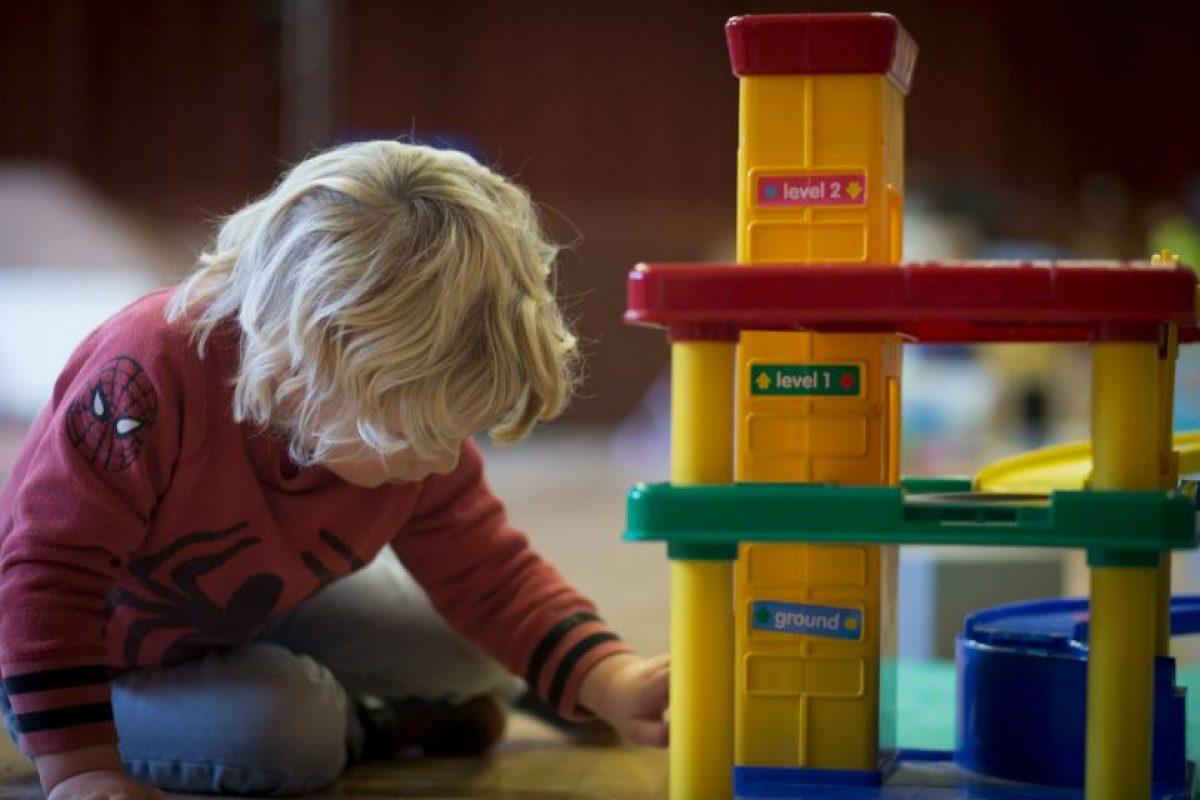 Al salir dejó solos a sus cuatro hijos. Foto:Getty Images. Imagen Por: