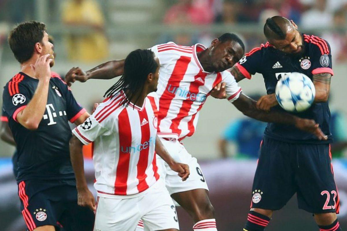 8. Ambos clubes suman nueve puntos Foto:Getty Images. Imagen Por: