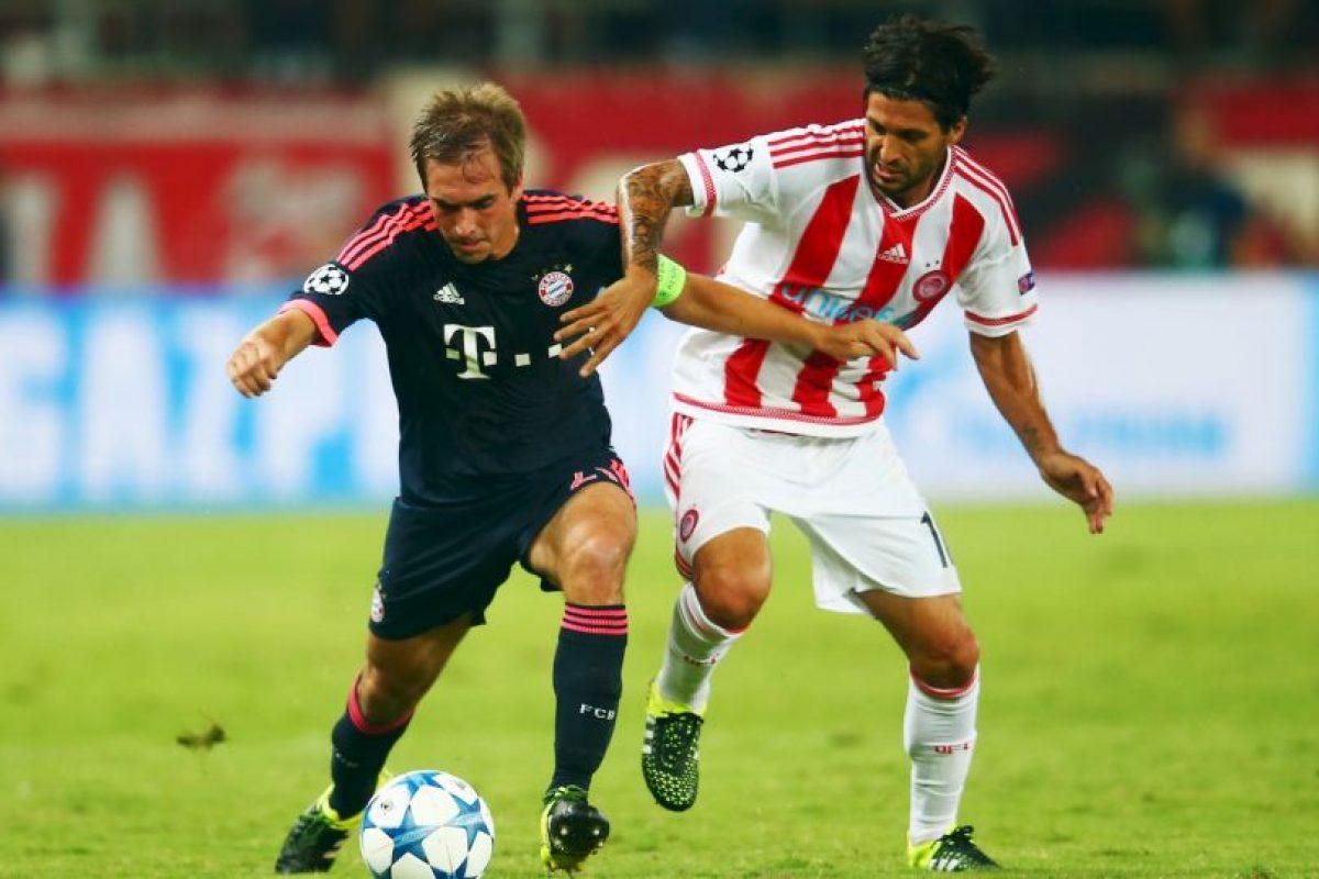7. Bayern Múnich y Olympiakos se juegan la cima del Grupo F Foto:Getty Images. Imagen Por: