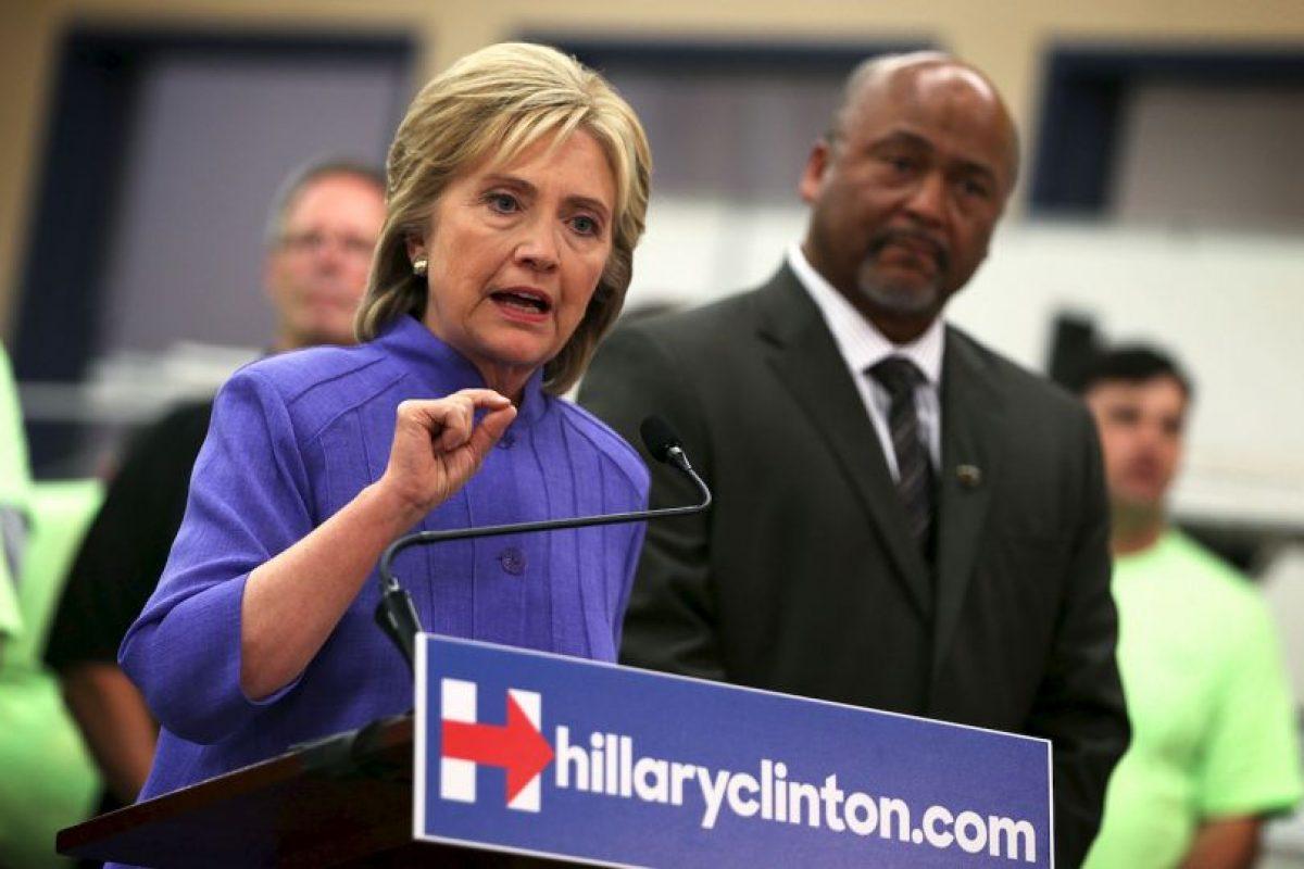 Por esa razón, el 12 de abril de este año lanzó su candidatura. Foto:Getty Images. Imagen Por: