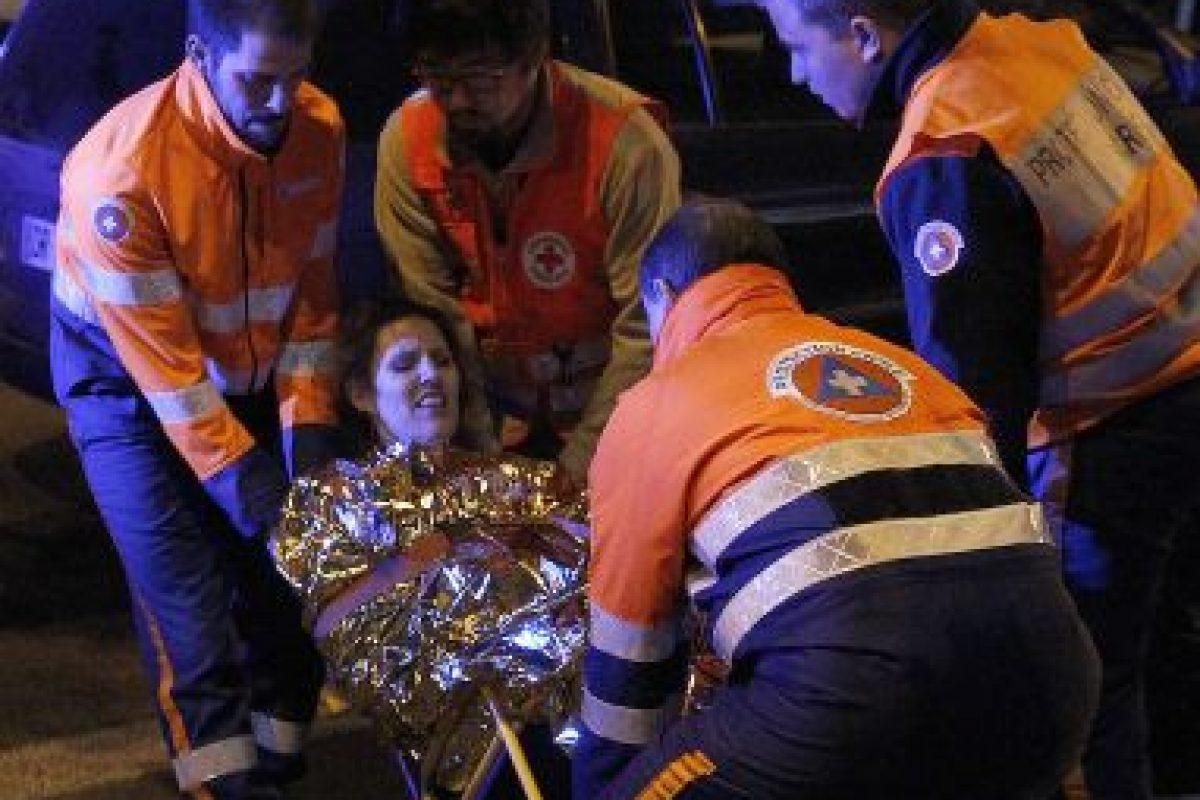 """2. Según la cadena """"CNN"""", lo ideal es que la persona corra por salvar su vida. Foto:Getty Images. Imagen Por:"""