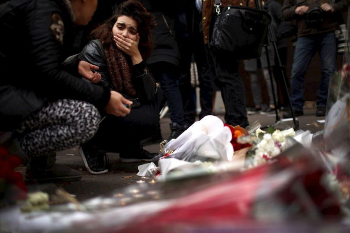 5. CNN recalca que las balas traspasan el cristal, el vidrio y el metal. Foto:Getty Images. Imagen Por: