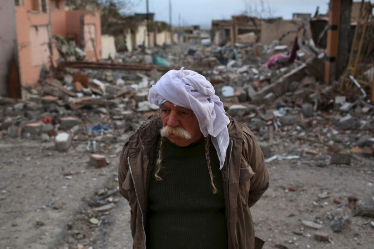 En agosto de 2014, Estado Islámico tomó su primera gran ciudad: Sinyar, en Irak. Foto:Getty Images. Imagen Por:
