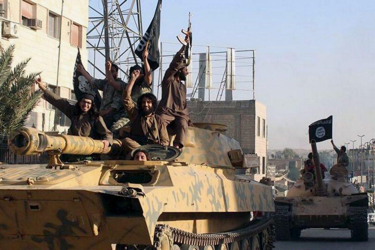 4. Estado Islámico realiza un atentado en la ciudad de Palmira Foto:AP. Imagen Por: