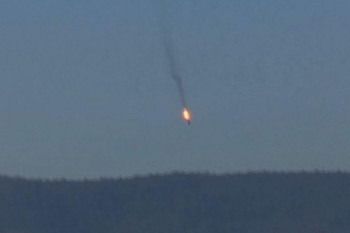 De última hora, militares rusos confirmaron que uno de los pilotos murió Foto:AP. Imagen Por: