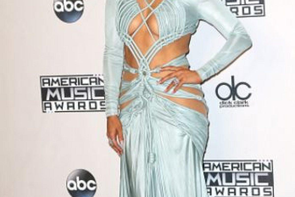 Sí, a Jennifer López le pasó. Foto:vía Getty Images. Imagen Por: