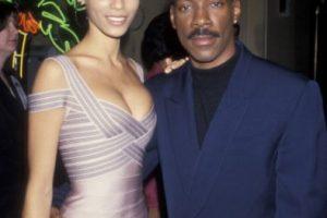 Hasta 2006, Eddie Murphy estuvo casado con Nicole Mitchell. Foto:vía Getty Images. Imagen Por: