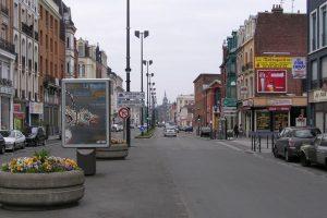 Roubaix se encuentra en la parte norte de Francia Foto:Vía Wikipedia Commons. Imagen Por:
