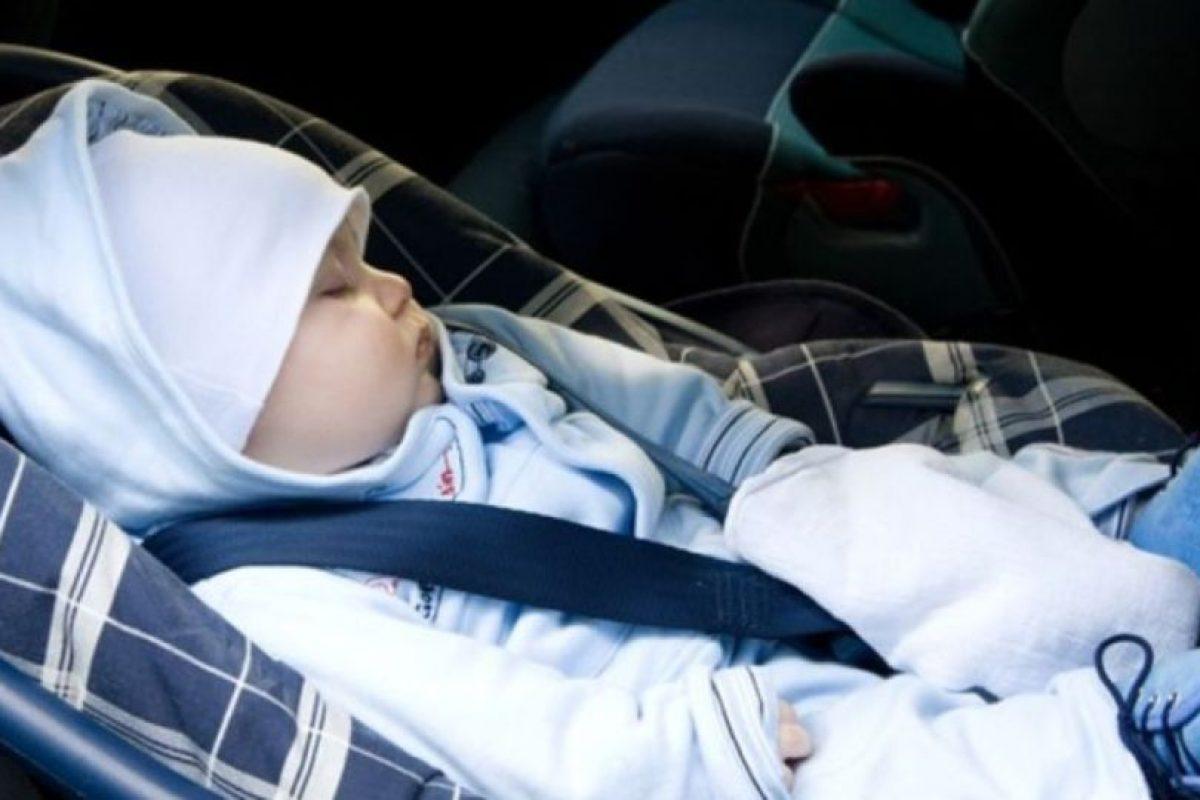 3. Podrían, en el apuro, olvidar las llaves del auto dentro, junto con su hijo. Foto:VíaTumblr. Imagen Por: