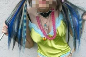Si van a hacer su pelo multicolor, mejor inviertan su dinero con un profesional. Foto:vía HairFails.com. Imagen Por: