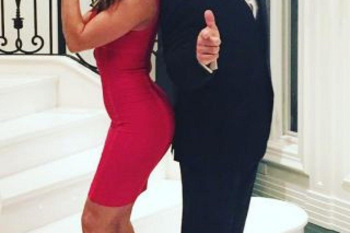Es la novia de John Cena Foto:Vía instagram.com/thenikkibella. Imagen Por: