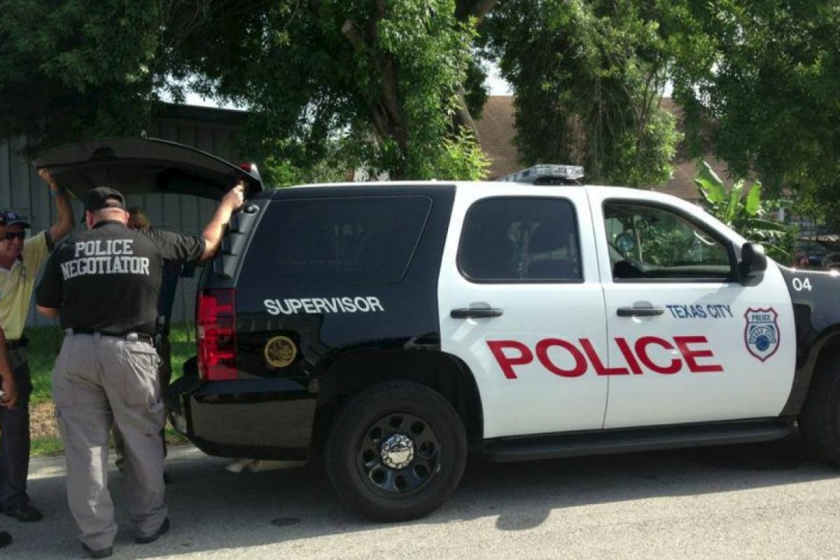 Las quemaduras de la menor le ocasionaron la muerte. Foto:Vía facebook.com/Texascitypd. Imagen Por: