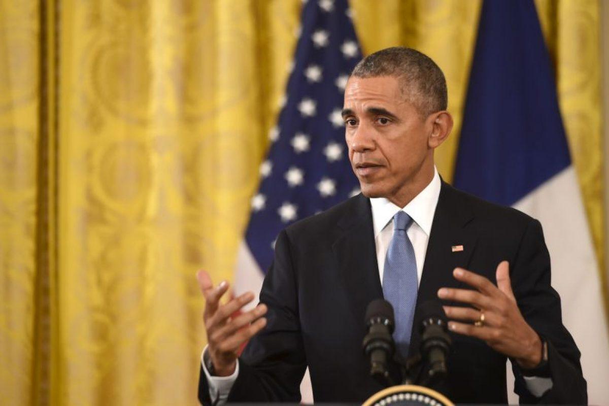 Por su parte, el presidente Barack Obama declaró que Turquía tenía el derecho a defender su espacio aéreo. Foto:AFP. Imagen Por: