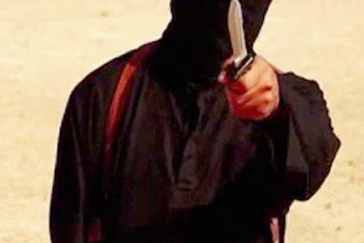 1. El líder del grupo es Abu Bakr al-Baghdadi. Foto:AFP. Imagen Por: