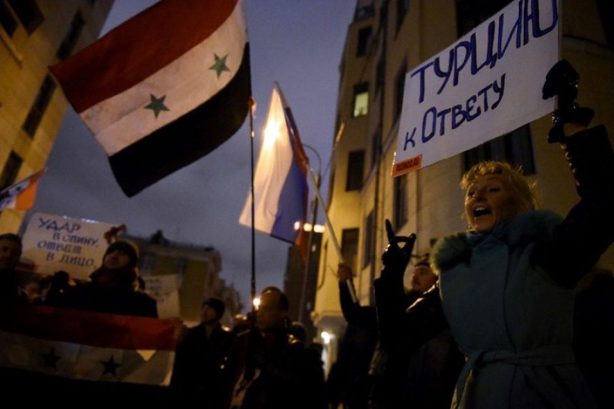 Expertos aseguran que esta situación tensará su relación. Foto:AFP. Imagen Por: