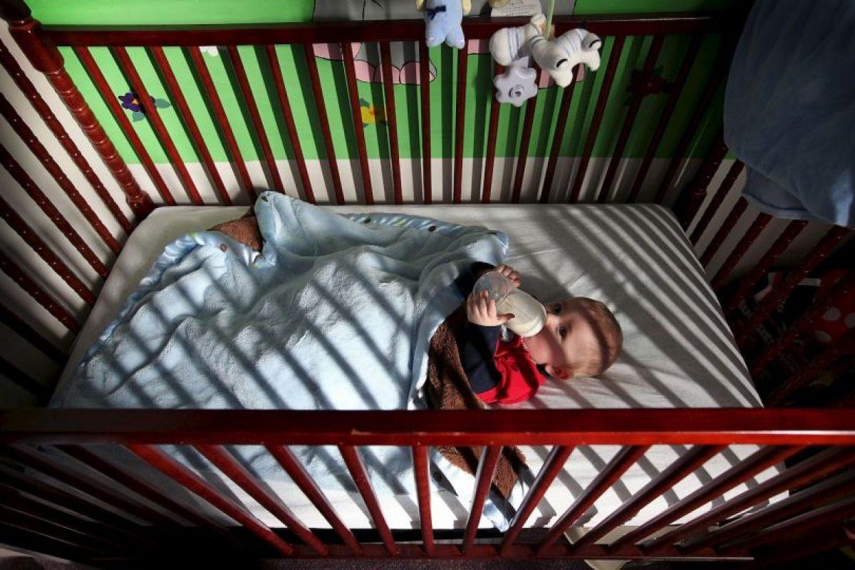 4. Padre a los 13: Tuvo un hijo con su novia de 12 años en Reino Unido. Foto:Getty Images. Imagen Por: