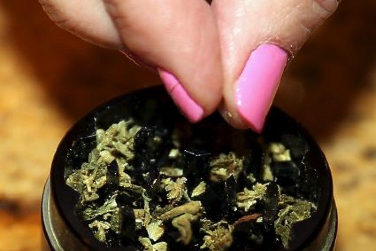 El cannabis se clasificó en el octavo lugar. Foto:Getty Images. Imagen Por:
