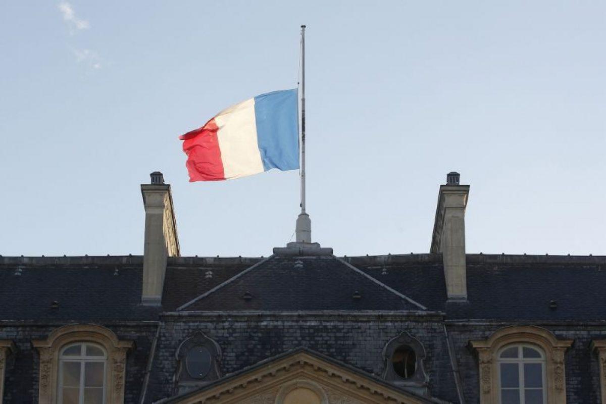 """Este hecho fue altamente criticado con la frase: """"No solo es Francia"""", como principal argumento. Foto:AFP. Imagen Por:"""