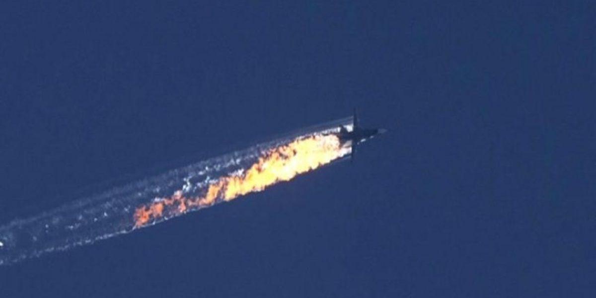 Piloto del avión ruso derribado niega haber violado espacio aéreo turco