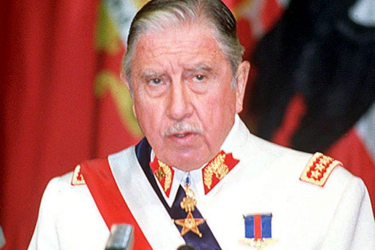 """""""Esto no ha sido nunca una dictadura. Ha sido una dictablanda"""". Frase en Revista Cosas publicada en septiembre de 1983 Foto:Reproducción. Imagen Por:"""