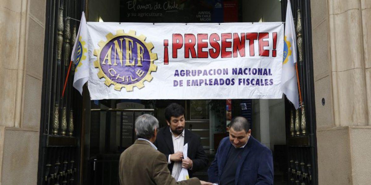 No bastó oferta del Gobierno: funcionarios públicos ratifican paro de 48 horas
