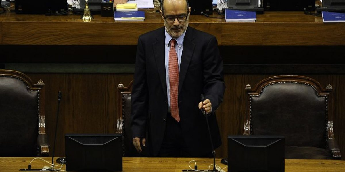 Ministro de Hacienda criticó votos en contra del oficialismo tras rechazo a reajuste