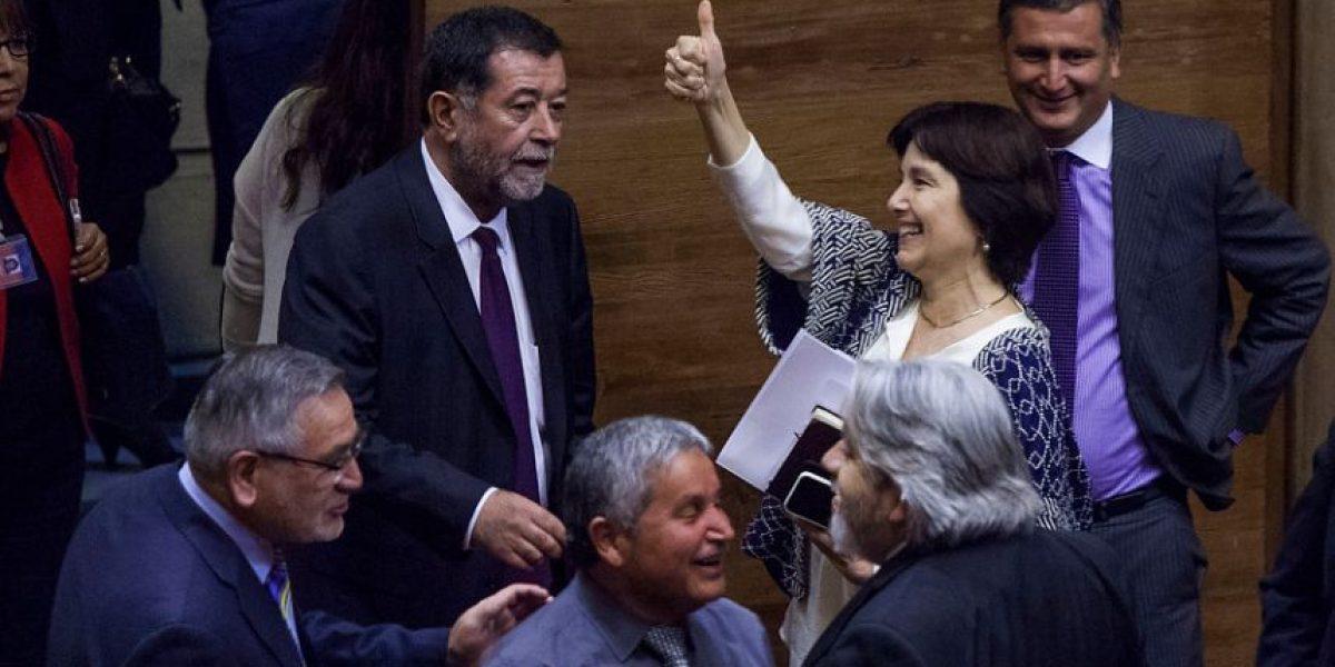 Nueva Mayoría rechaza acusación constitucional contra Carmen Castillo