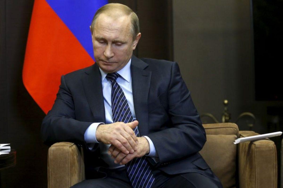 """Tras el ataque, Vladimir Putin lo calificó como """"una puñalada en la espalda"""" Foto:AP. Imagen Por:"""