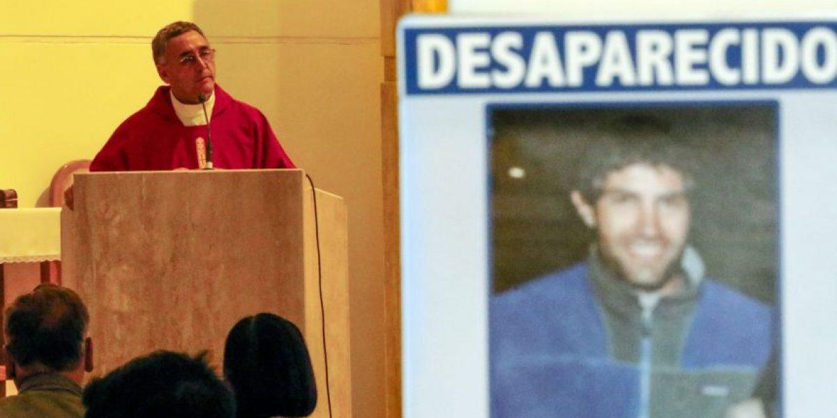 A un año de su desaparición: en Las Condes y Calama recordaron a Kurt Martinson
