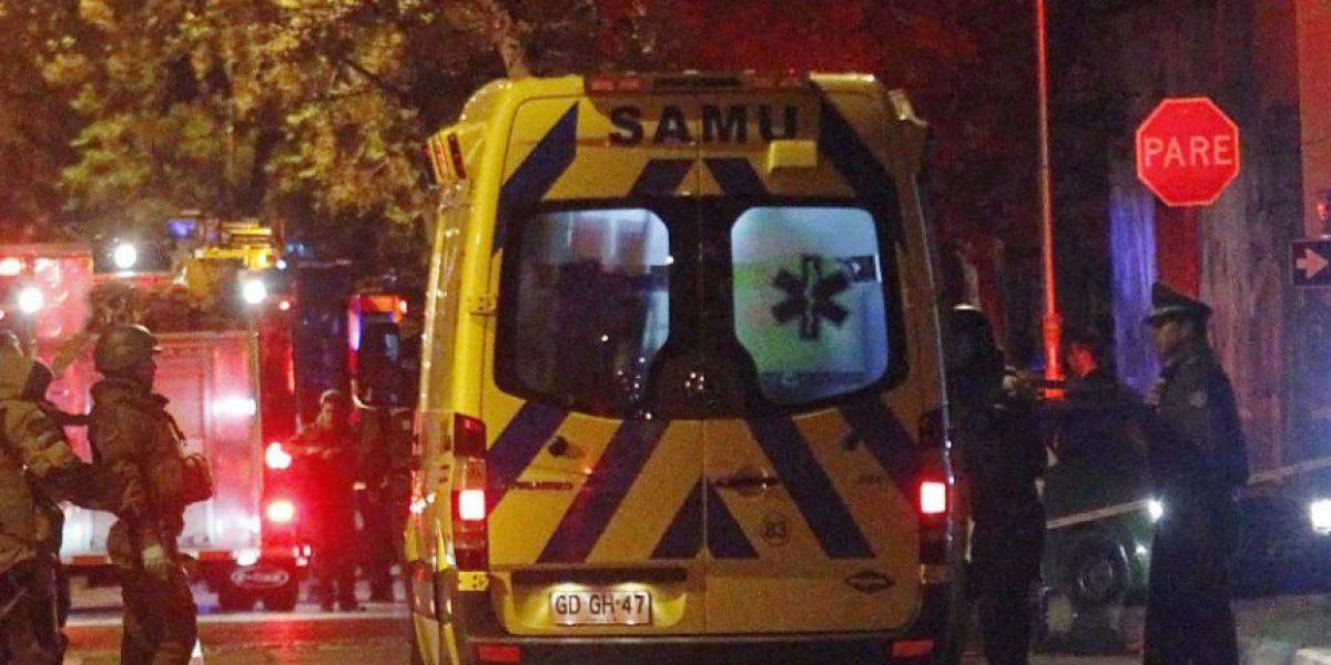 Encuentran a un hombre inconsciente tras ser atropellado en plena Alameda