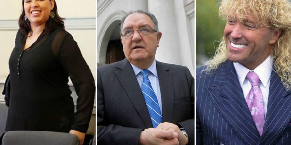 Farkas, Huenchumilla y Figueroa: los inesperados presidenciables en encuesta tuitera