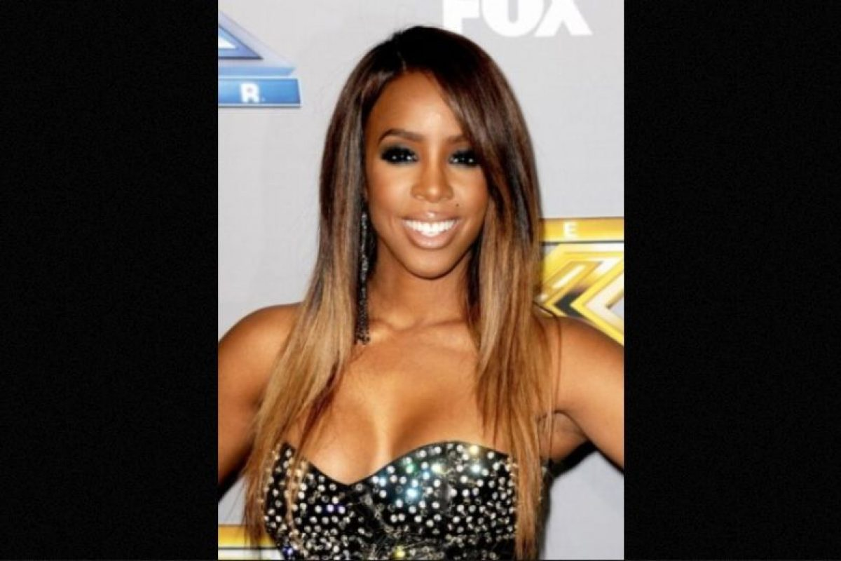 A la exintegrante de Destiny's Child, Kelly Rowland Foto:Getty Images. Imagen Por: