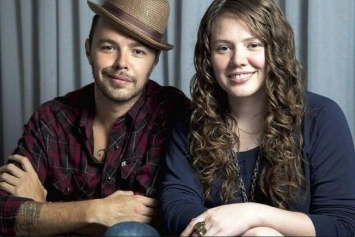 """A la derecha: Joey Huerta del dueto mexicano """"Jesse & Joey"""". Foto:Instagram/jesseyjoy. Imagen Por:"""