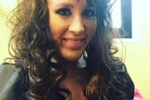 Laura en la piel de Mariah Carey Foto:Instagram/laura_esquivel. Imagen Por: