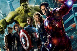 2- The Avengers. Foto:Marvel. Imagen Por: