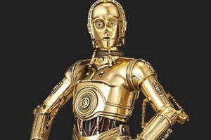 1- C-3PO Foto:Walt Disney Pictures. Imagen Por: