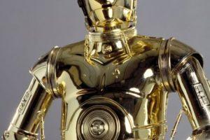"""El androide de protocolo los podrá guiar durante su trayecto hasta el 31 de diciembre como parte de la promoción de """"Star Wars: Episode VII – The Force Awakens"""". Foto:Walt Disney Pictures. Imagen Por:"""