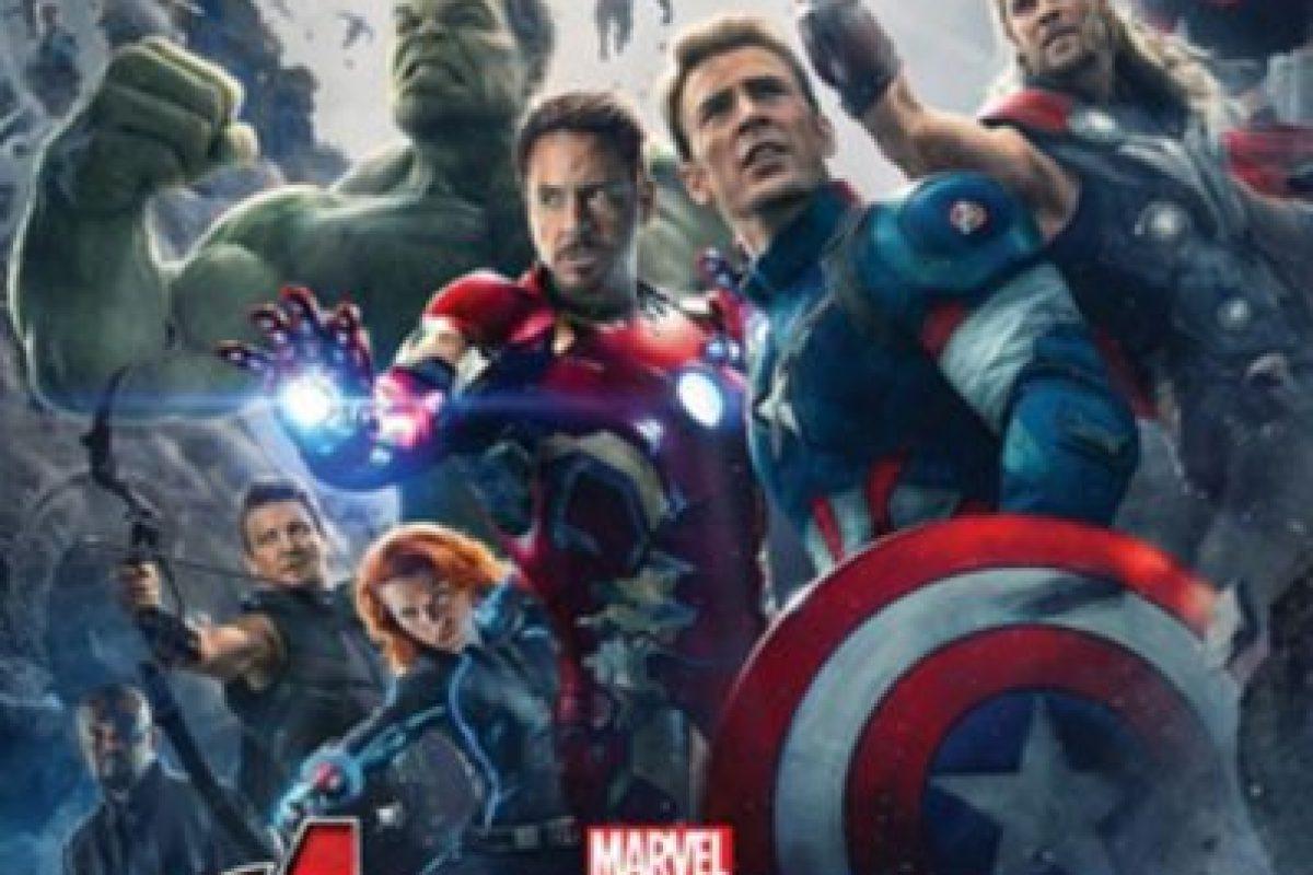 """Las voces de los seis vengadores guiaban a los usuarios como parte de la promoción de la cinta """"Age of Ultron"""". Foto:Marvel. Imagen Por:"""