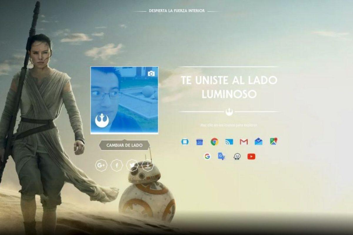 Avatar en el lado luminoso. Foto:Google. Imagen Por: