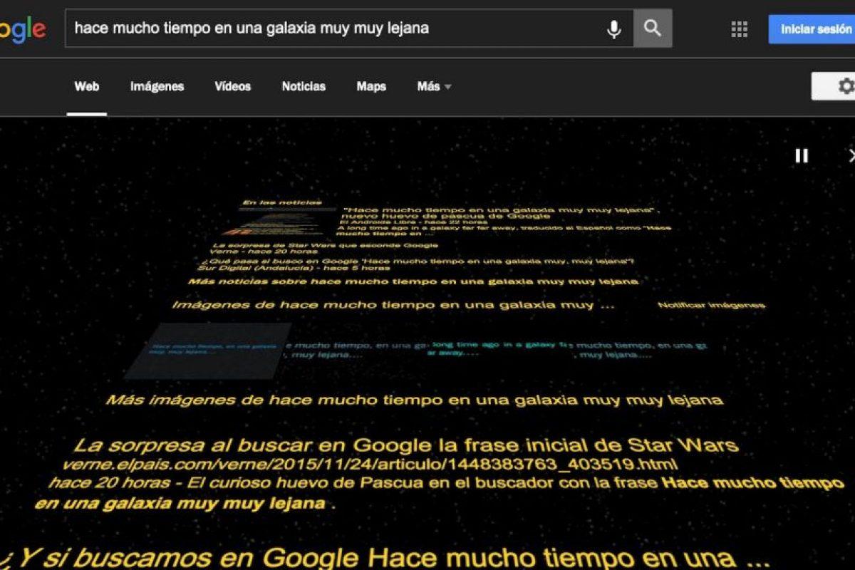 """La euforia por """"Star Wars"""" ha comenzado oficialmente. Foto:Google. Imagen Por:"""