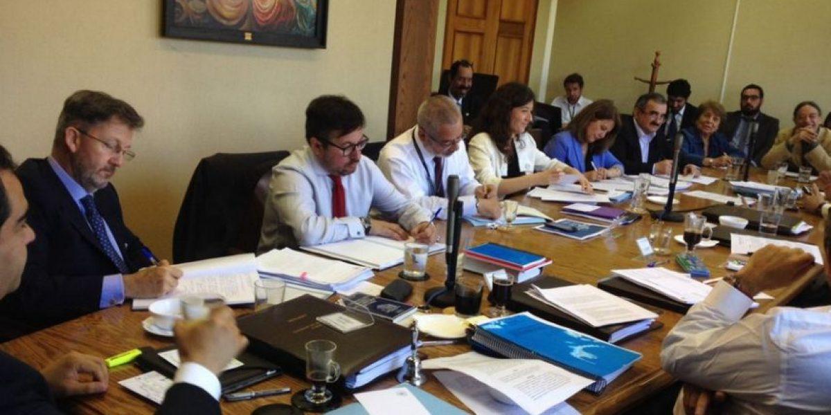 Comisión de educación del Senado aprueba legislar proyecto de Carrera Docente