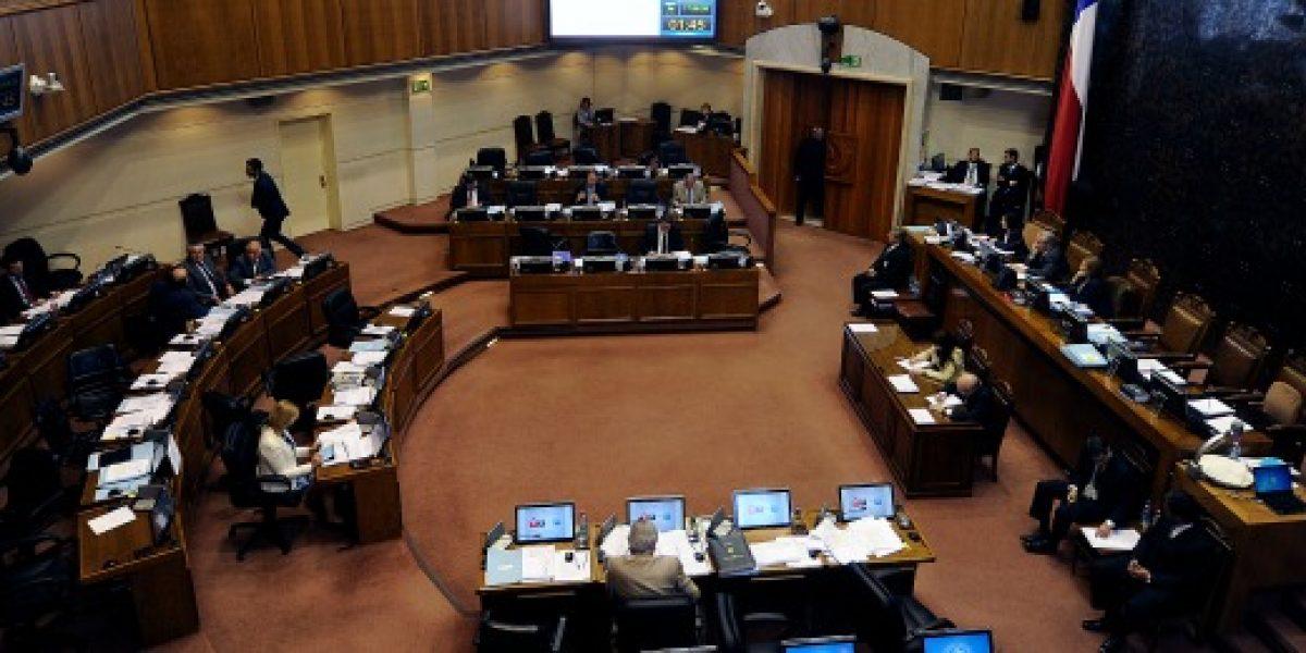 Senado aprobó reajuste de 4,1% al sector público