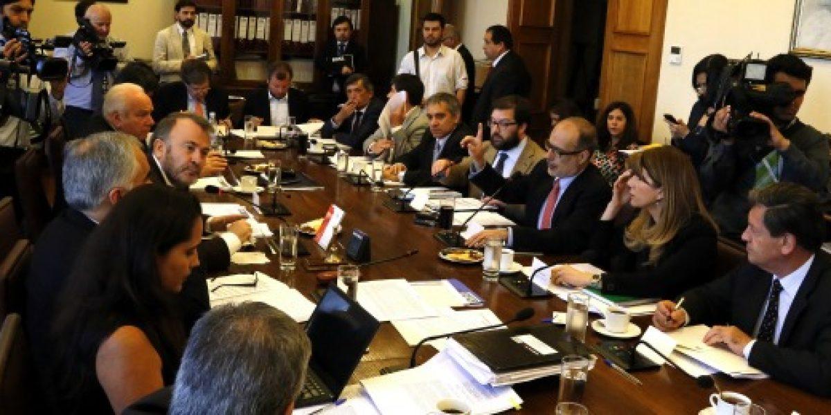 Comisión de Hacienda de la Cámara de Diputados aprobó discutido reajuste de 4,1%