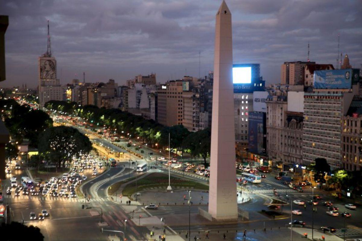 9. Buenos Aires, Argentina (Ocupa el lugar 27) Foto:Getty Images. Imagen Por: