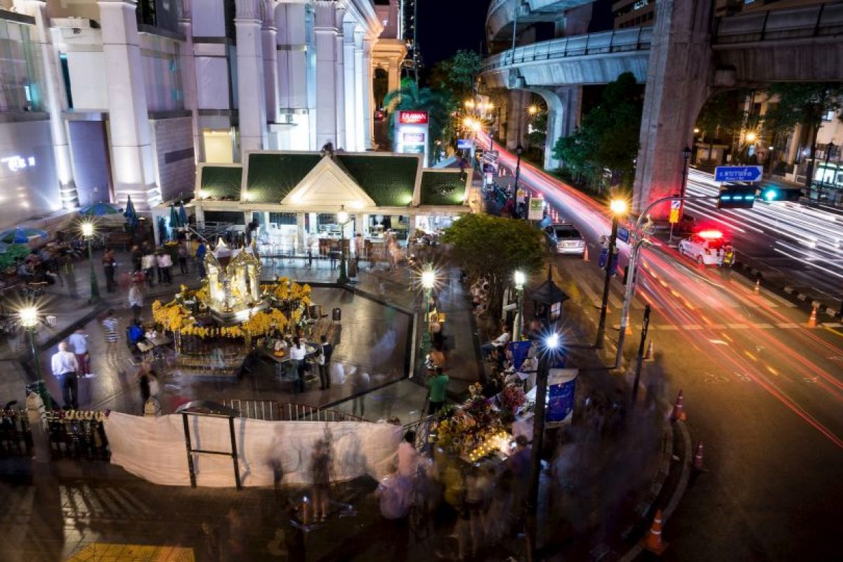 5. Bangkok, Tailandia (Ocupa el lugar 31) Foto:Getty Images. Imagen Por: