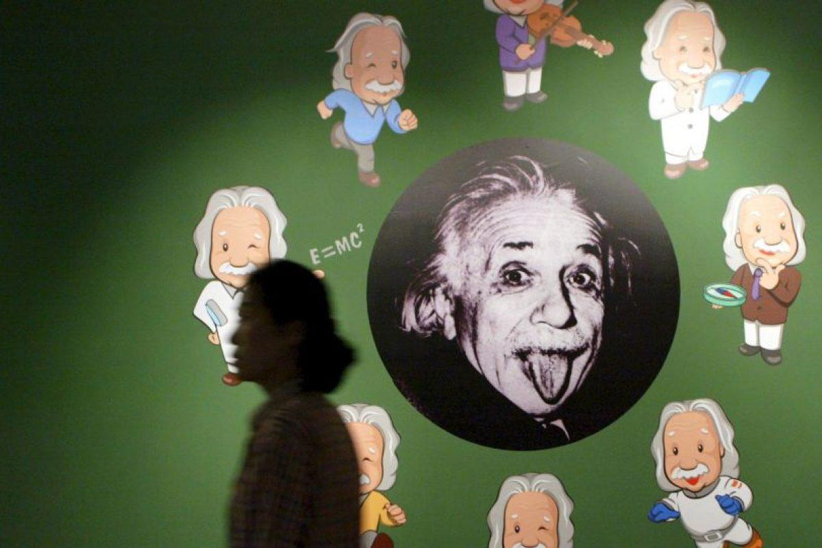 """2. """"Dios no juega a los dados"""". Foto:Getty Images. Imagen Por:"""