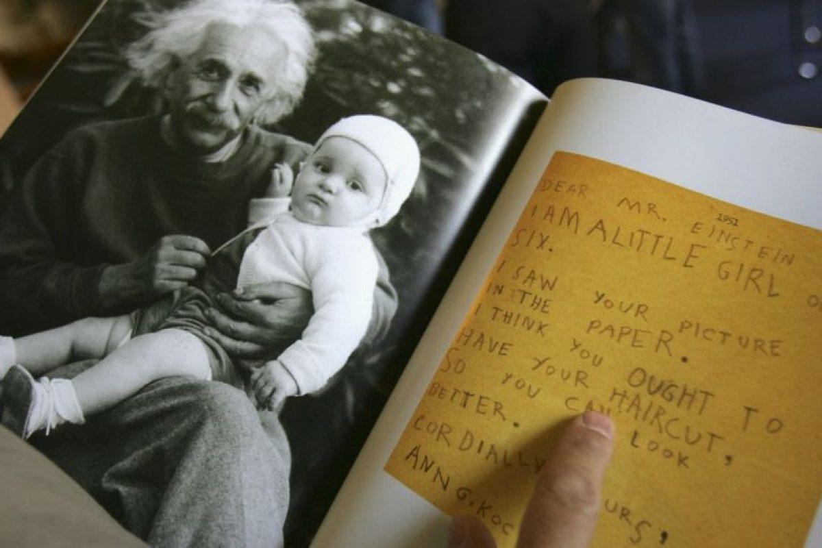 Lo explicó en un simposio en Nueva York, en 1940 Foto:Getty Images. Imagen Por: