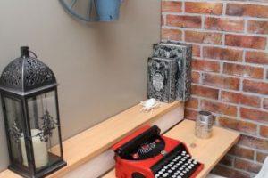 """La máquina de escribir en la que """"Chespirito"""" plasmaba sus ideas. Foto:Nicolás Corte. Imagen Por:"""