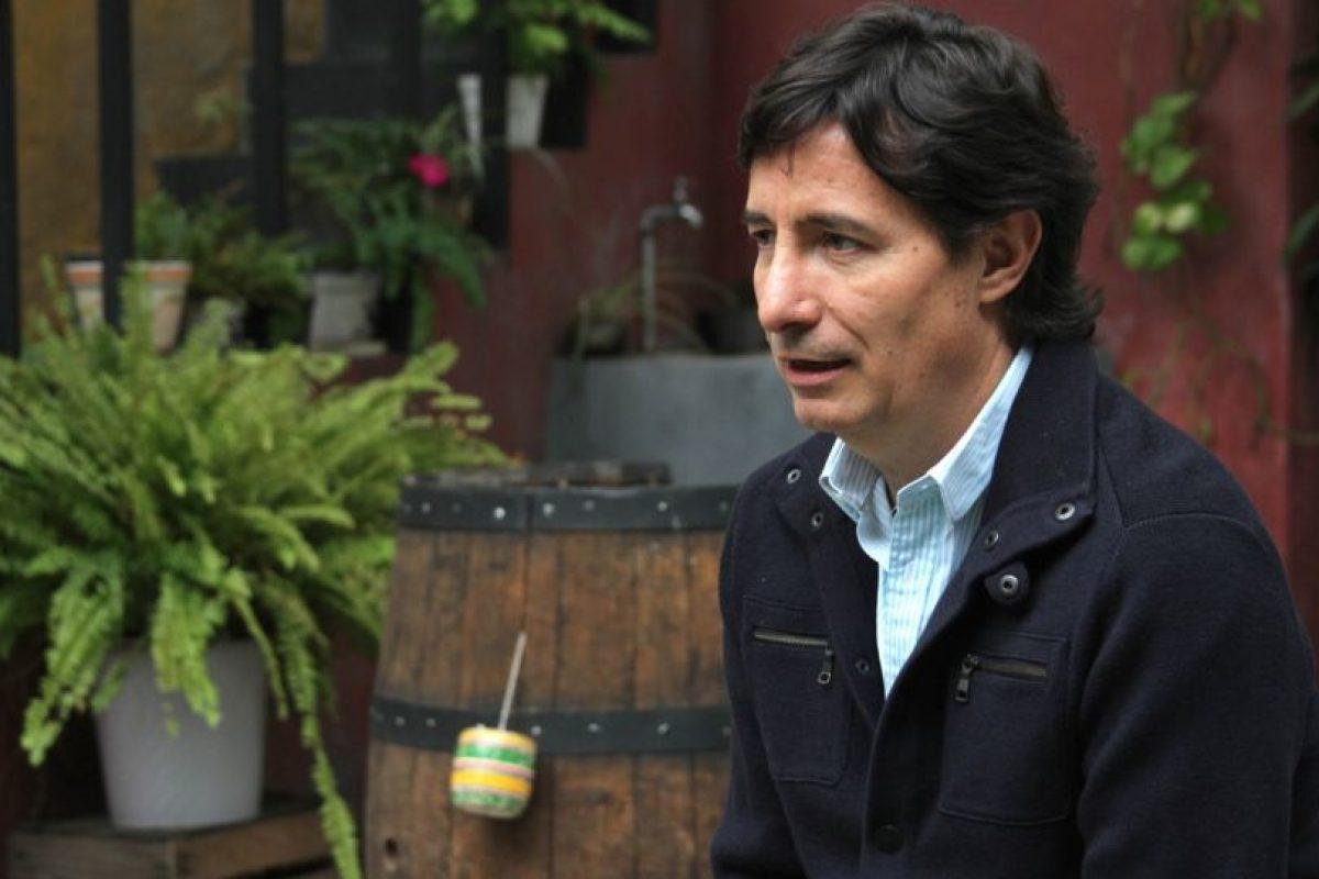 """El hijo de """"Chespirito"""" habló con este medio. Foto:Nicolás Corte. Imagen Por:"""